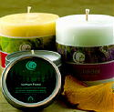 Mountain Rose Candles