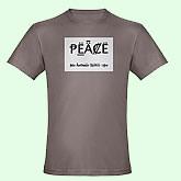 Universal Peace t-shirt