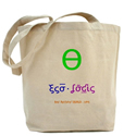 Eco Logic Tote Bag