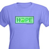 purchase hope for peace t-shirts
