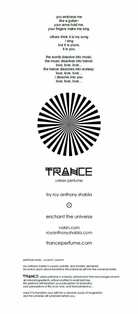 trance perfume